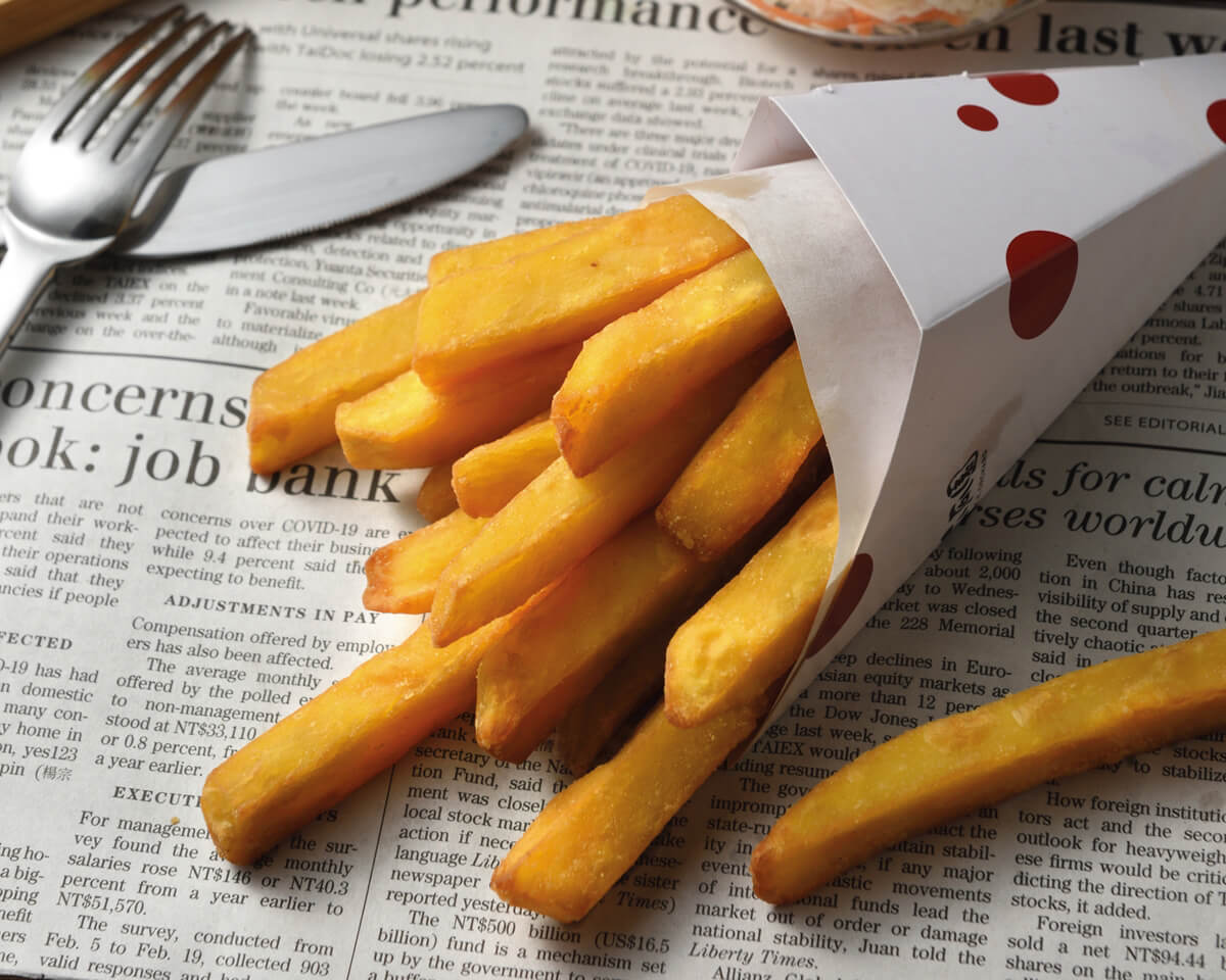 原味地瓜薯條