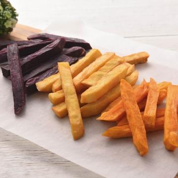 彩色地瓜薯條(黃/紅/紫)