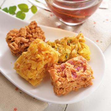 地瓜酥(原味/黑糖/海苔/山藥)