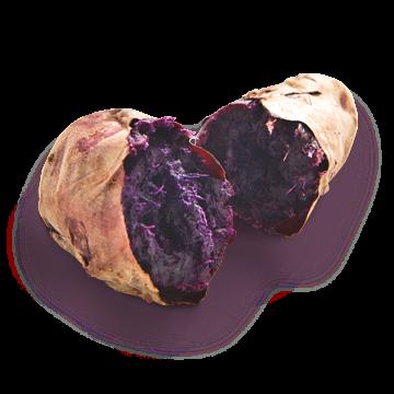 紫色冷凍焼き芋