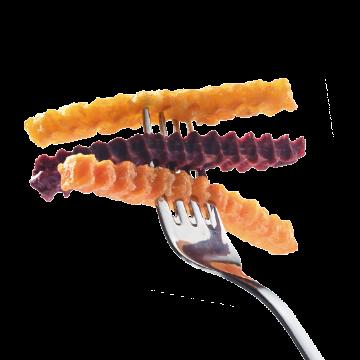 波型さつま芋ポテト